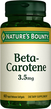 Beta Carotene 3,5 mg