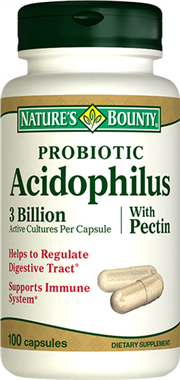 Probiotic Acidophilus with Pectin