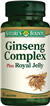 Ginseng Complex Plus Royal Jelly
