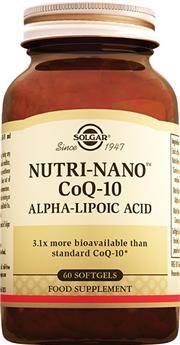 Nutri-Nano™ CoQ-10 Alpha Lipoic Acid