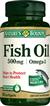 Fish Oil 500 mg/ Omega-3