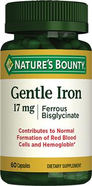 Gentle Iron 17 mg