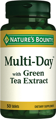 Multi-Day? with Green Tea Extract