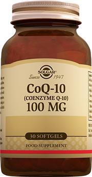 Coenzyme Q-10 100 mg