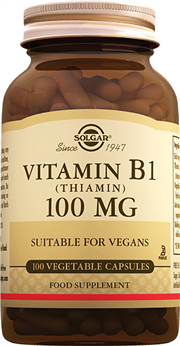 Vitamin B1 (Thiamin) 100 mg