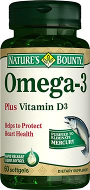 Omega-3 Plus Vitamin D3