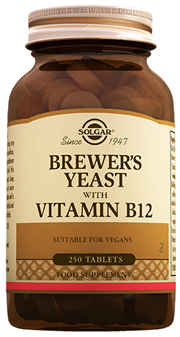 Brewer's Yeast with Vitamin B 12