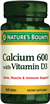 Calcium 600 with Vitamin D3