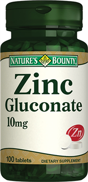 Zinc Gluconate 10 mg
