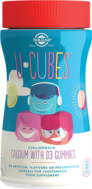 U-Cubes™ Calcium with D3