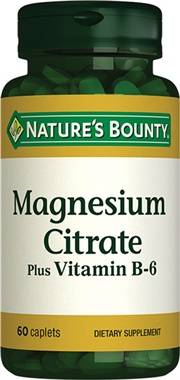 Magnesium Citrate with Vitamin B6