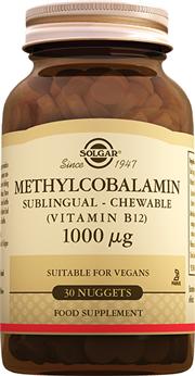 Methylcobalamin (B12) 1000 mcg