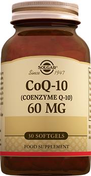 Coenzyme Q-10 60 mg