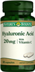 Hyaluronic Acid 20 mg with Vitamin C