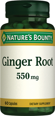 Ginger Root 550 mg
