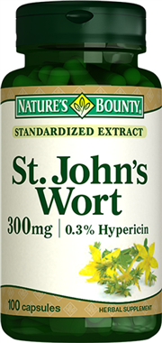 St. John's Wort 300 mg
