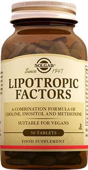 Lipotropic Factors