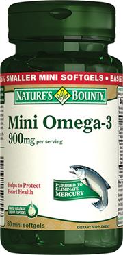 Omega-3 900 mg (Mini Omega-3)