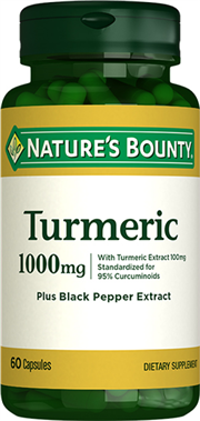 Turmeric 1000 mg Plus Black Pepper