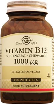 Vitamin B12 1000 mcg