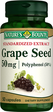 Grape Seed Extract 50 mg