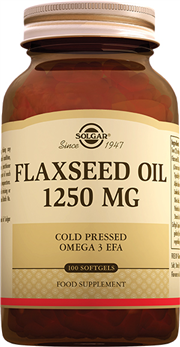 Flaxseed Oil 1250 mg