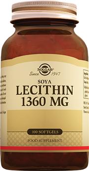 Lecithin 1360 mg