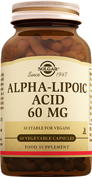 Alpha Lipoic Acid 60 mg