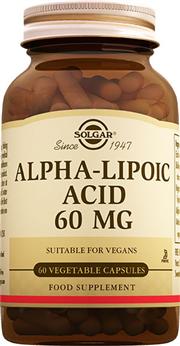 Alpha Lipoic Acid 60 mg